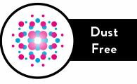 Oznaczenie Dust Free
