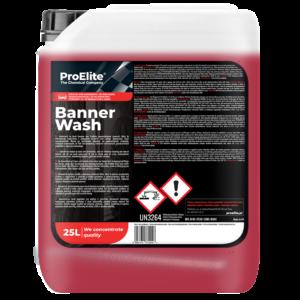 Banner wash proelite 25l