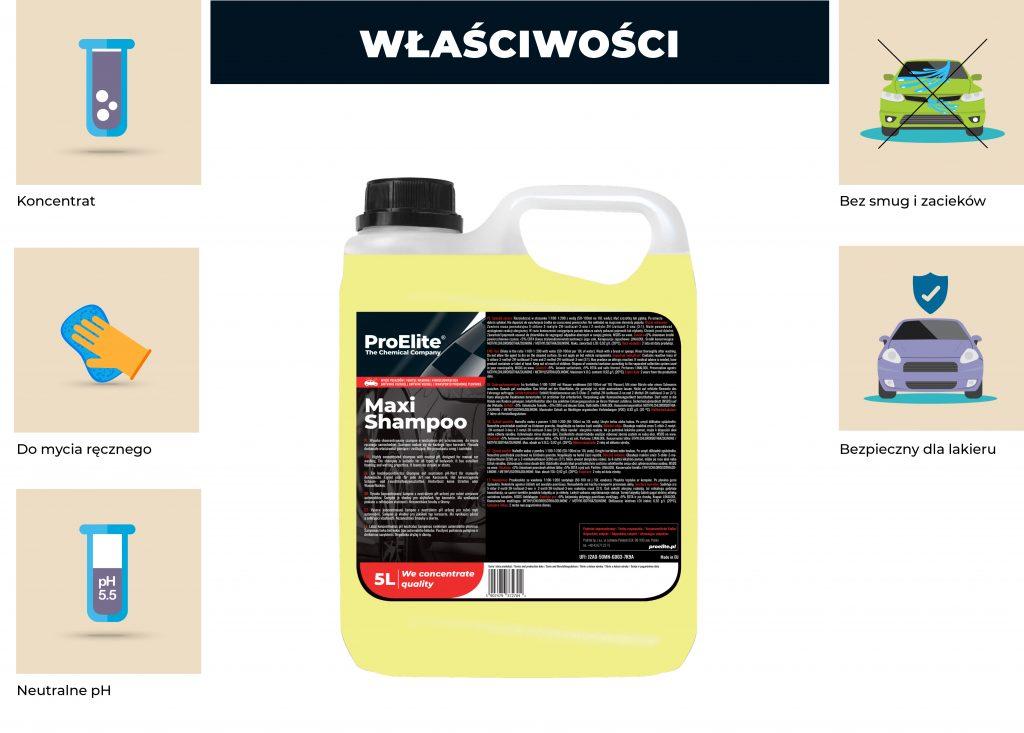 zastosowanie maxi shampoo